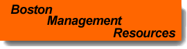 Boston Management Resources company logo